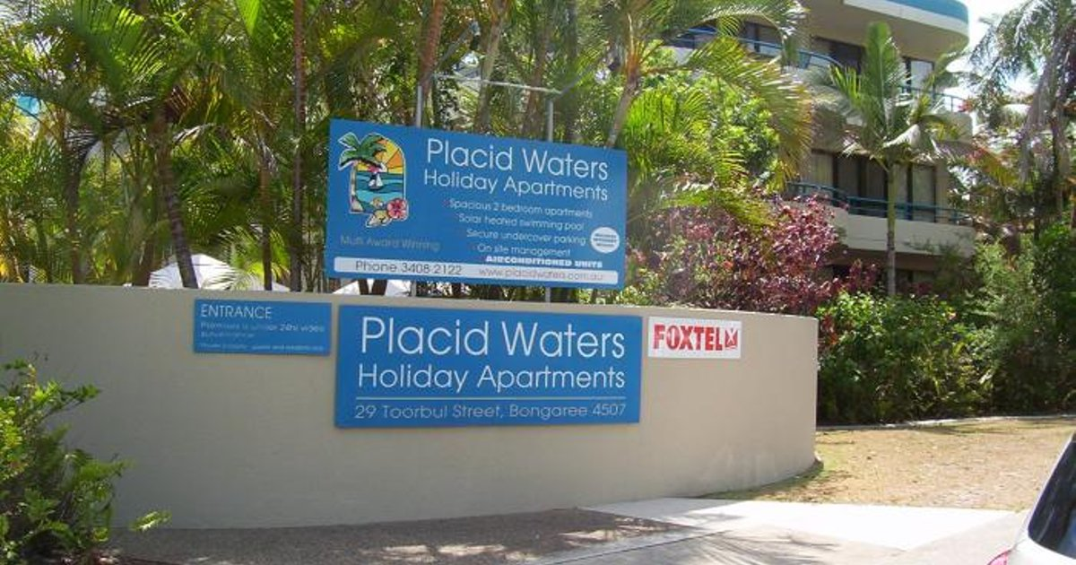 Placid Waters Holiday Apartments