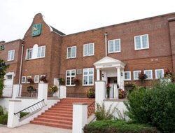 Allesley hotels with restaurants