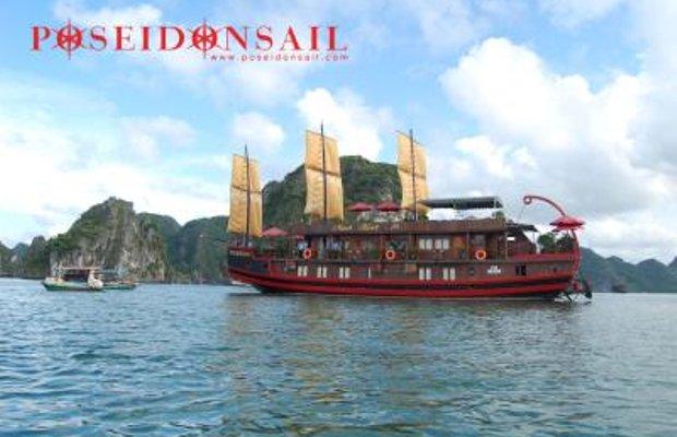 фото Halong Poseidon Sail 628047427