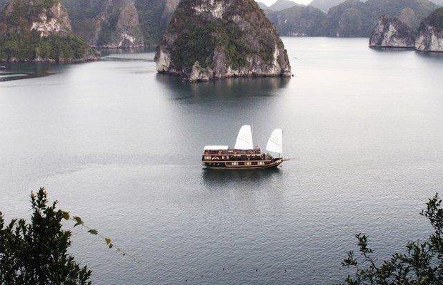 фото Bai Tu Long Junks 628047435