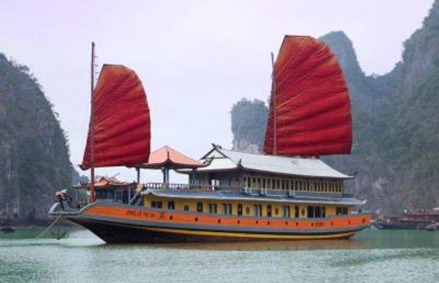фото Jewel of the Bay Ha Long 628047449