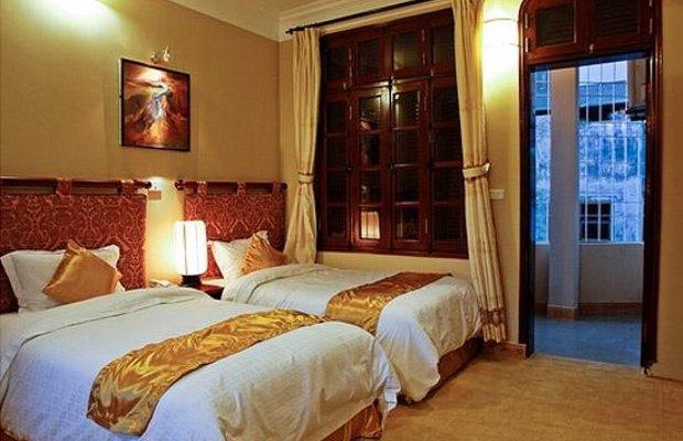 фото A25 Hotel - Tue Tinh 628047599