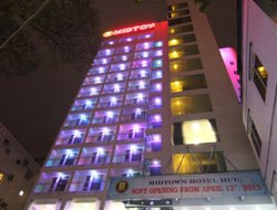 Business hotels in Hue