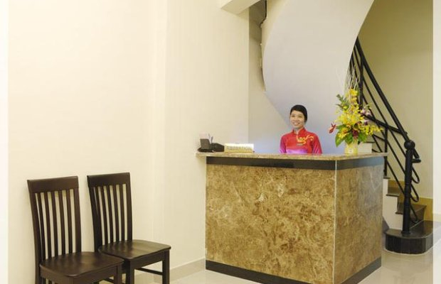фото Graceful Saigon Hotel 628048180