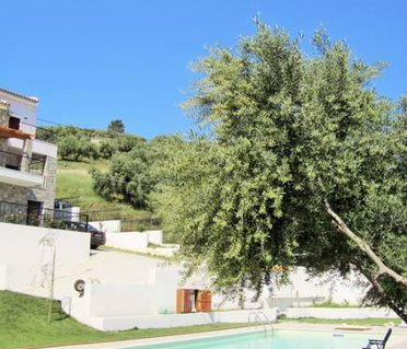 V.I.P. VALUE FOR MONEY Luxurius Pool Villa Near Delphi