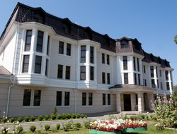 Top-3 hotels in the center of Boryspil