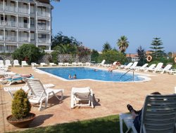 Noja hotels with swimming pool