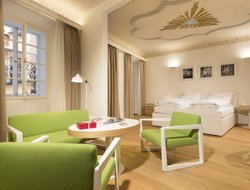 Top-10 hotels in the center of Salzburg