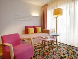 Top-10 hotels in the center of Scena