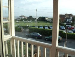 Clacton-on-Sea hotels with sea view