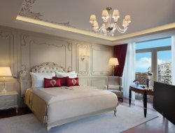 Istanbul hotels for families with children