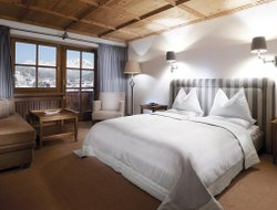 Top-10 hotels in the center of Kitzbuehel