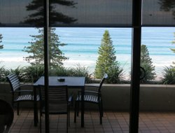 Manly hotels with sea view