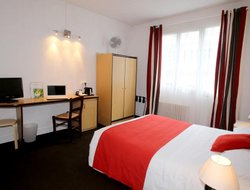 Lisieux hotels with restaurants