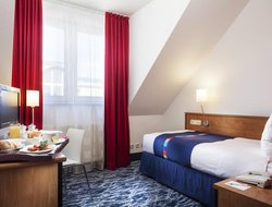 Top-10 hotels in the center of Nuremberg