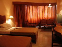 Top-3 hotels in the center of Hospet
