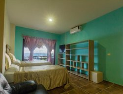 Mahahual hotels with sea view