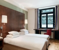 Bruxelas: CityBreak no Hilton Brussels City desde 90.39€