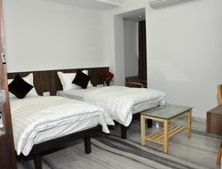 Top-10 hotels in the center of Ahmedabad