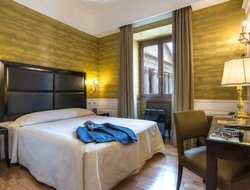 Top-10 romantic Rome hotels