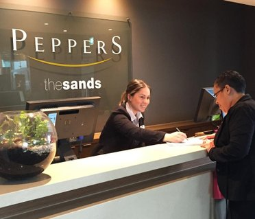 Peppers The Sands Resort Torquay