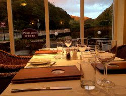 Top-3 hotels in the center of Lynmouth