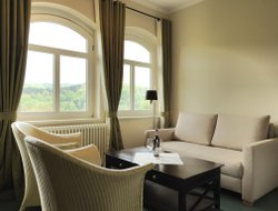 Top-5 hotels in the center of Stolberg (Harz)