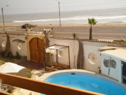 Top-3 hotels in the center of Huanchaco