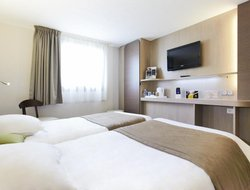 Pets-friendly hotels in Nevers