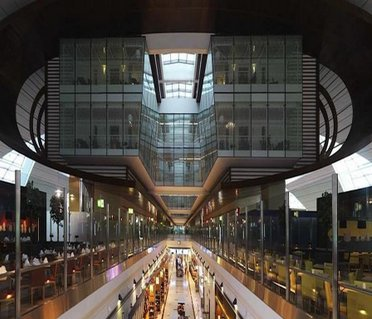 Dubai International Terminal Hotel