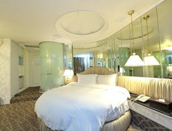 Top-10 hotels in the center of Taipei City