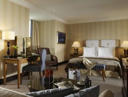 Top-4 of luxury Zagreb hotels
