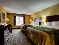 Top-3 hotels in the center of Blytheville