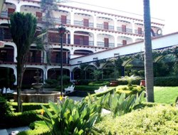 Tlaxcala hotels with restaurants