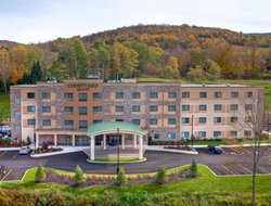 Oneonta hotels with restaurants