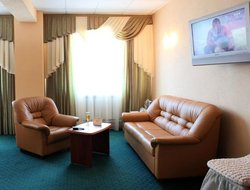 Nizhnevartovsk hotels with restaurants