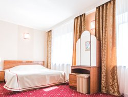 Top-10 hotels in the center of Perm