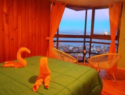 Chile hotels with panoramic view