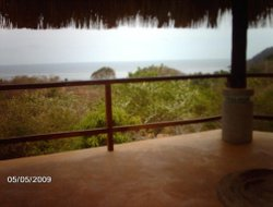 Mazunte hotels with sea view
