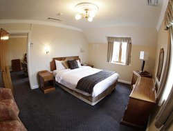 Top-3 romantic Worcester hotels