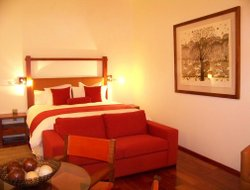 Top-10 hotels in the center of Morelia