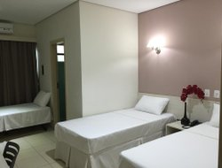 Top-8 hotels in the center of Rio Branco