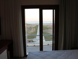 Agva hotels with sea view
