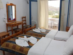 Top-10 hotels in the center of Ios Island