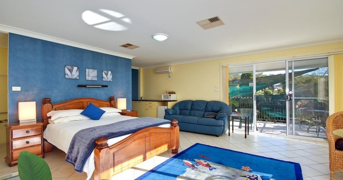 Salamander Beach Accommodation