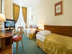 Czech Republic hotels with panoramic view
