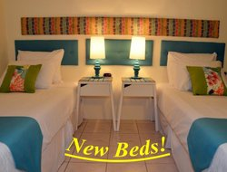 Bonaire Island hotels with sea view