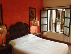 Taxco hotels with restaurants