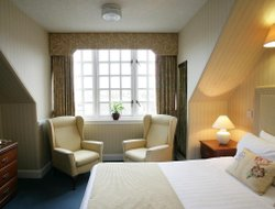 Top-5 hotels in the center of Dumfries