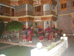 Top-10 hotels in the center of Leh